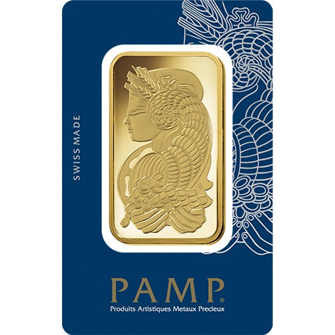 Pamp 5 Tola Gold Bar Bullionbypost From 2 073