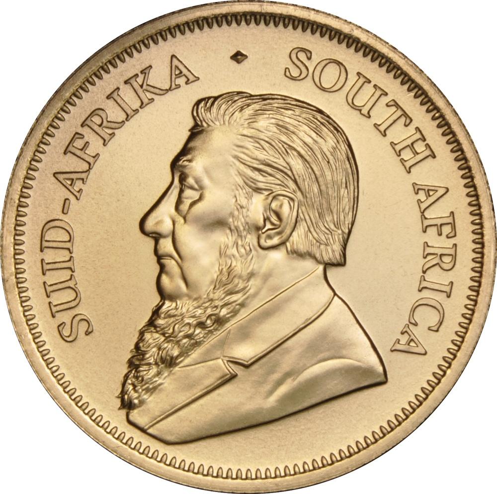 2018 Half Ounce Krugerrand Gold Coin 572