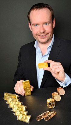 How I Struck Gold on the Internet - Rob Halliday-Stein