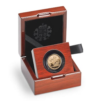 Proof Coin Sovereign