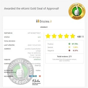 eKomi - Independent Review Company